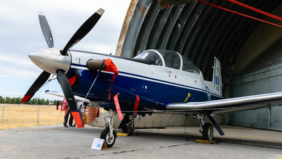021 - Greece - Hellenic Air Force Beechcraft T-6 Texan II