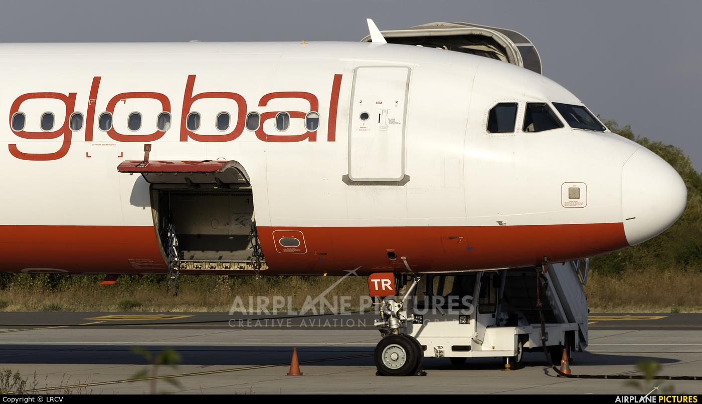 Atlasglobal TC-ATR aircraft at Craiova