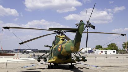 66 - Romania - Air Force IAR Industria Aeronautică Română IAR 330 Puma