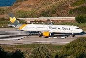 G-TCDK - Thomas Cook Airbus A321 aircraft