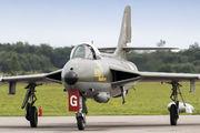 SE-DXM - Swedish Air Force Historic Flight Hawker Hunter F.58 aircraft