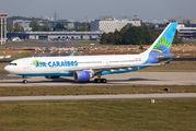 Air Caraibes Airbus A330 visited Berlin title=