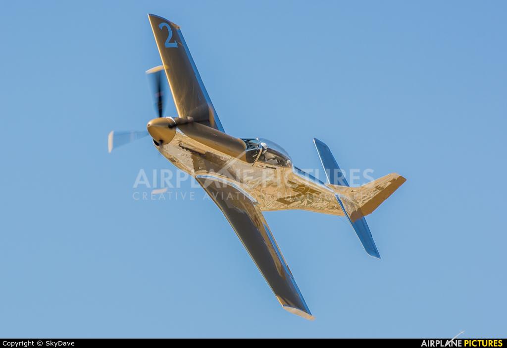 Private NX551MB aircraft at Reno - Stead
