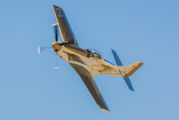 NX551MB - Private North American P-51D Mustang aircraft