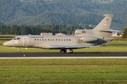 606 - Hungary - Air Force Dassault Falcon 7X aircraft