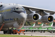 76683 - Ukraine - Air Force Ilyushin Il-76 (all models) aircraft