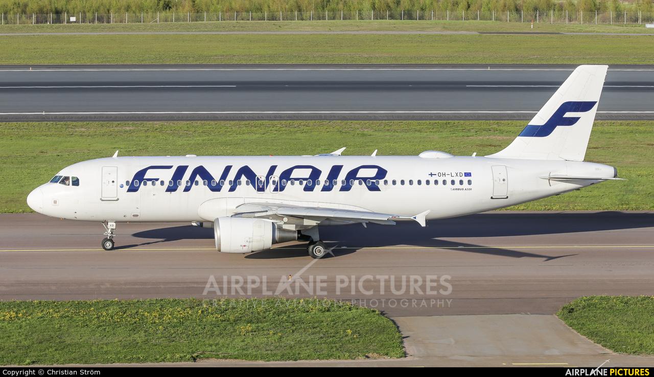 Finnair OH-LXD aircraft at Helsinki - Vantaa