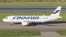OH-LXD - Finnair Airbus A320 aircraft
