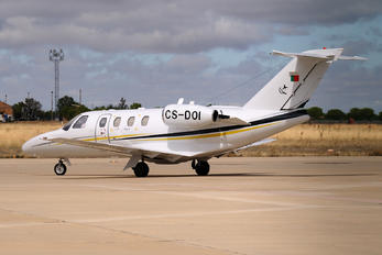 CS-DOI - Private Cessna 525 CitationJet