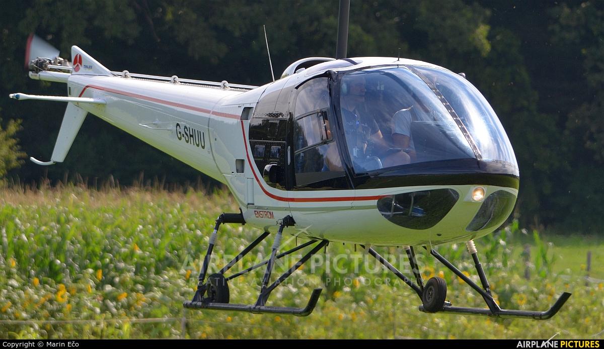 Private G-SHUU aircraft at Off Airport - Slovenia