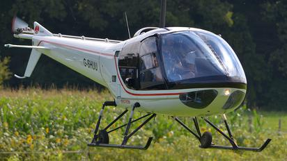 G-SHUU - Private Enstrom 280FX Shark