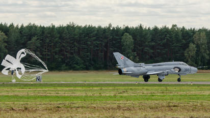 3819 - Poland - Air Force Sukhoi Su-22M-4