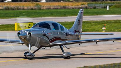 OK-MIC - Private Cessna 400 Corvalis