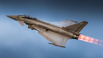 ZK348 - Royal Air Force Eurofighter Typhoon FGR.4