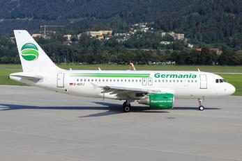 D-ASTJ - Germania Airbus A319