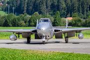 HB-RVF - Fliegermuseum Altenrhein de Havilland DH.115 Vampire T.55 aircraft