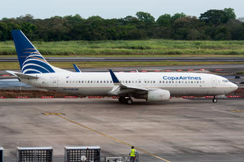 HP-1723CMP - Copa Airlines Boeing 737-800