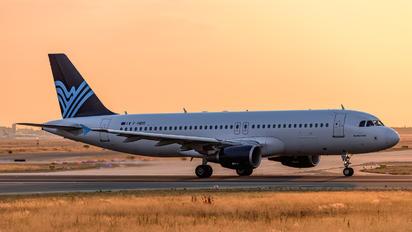 F-HBIS - Aigle Azur Airbus A320