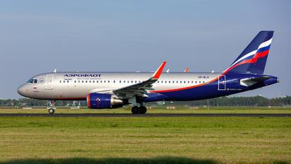 VP-BLO - Aeroflot Airbus A320
