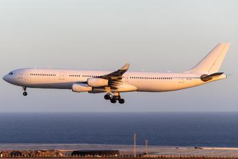 9H-SOL - Hi Fly Malta Airbus A340-300