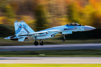 RF-81731 - Russia - Air Force Sukhoi Su-35S