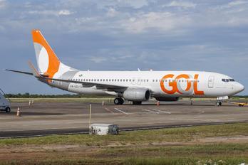 PR-GZH - GOL Transportes Aéreos  Boeing 737-800
