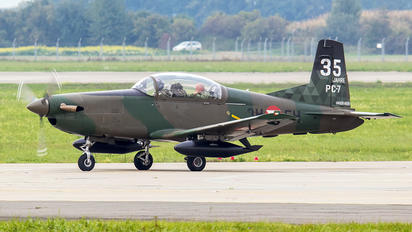 3H-FH - Austria - Air Force Pilatus PC-7 I & II