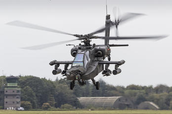 Q-19 - Netherlands - Air Force Boeing AH-64D Apache