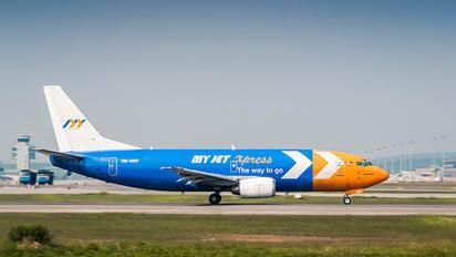 9M-NEF - Neptune Air Boeing 737-300F