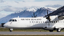 ZK-MVK - Air New Zealand Link - Mount Cook Airline ATR 72 (all models) aircraft
