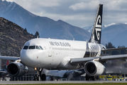 ZK-OJF - Air New Zealand Airbus A320 aircraft