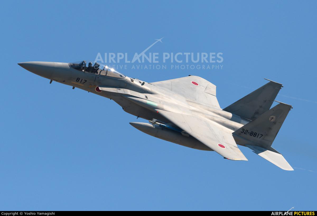 Japan - Air Self Defence Force 32-8817 aircraft at Komatsu