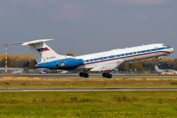 RF-65990 - Russia - Ministry of Internal Affairs Tupolev Tu-134AK