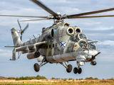 RF-34197 - Russia - Navy Mil Mi-24VP aircraft