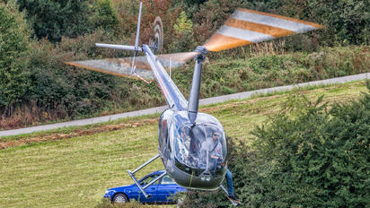 SP-NHM - Private Robinson R44 Astro / Raven