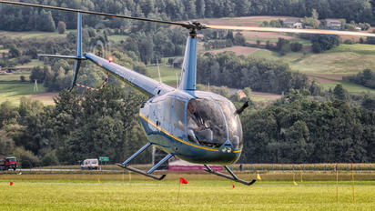 SP-WKZ - Private Robinson R44 Astro / Raven