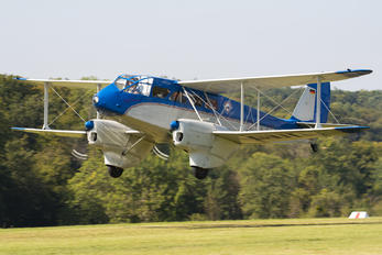 D-ILIT - Private de Havilland DH. 89 Dragon Rapide