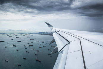 - - Qatar Airways Airbus A350-900