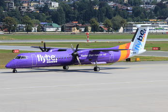G-PRPN - Flybe de Havilland Canada DHC-8-402Q Dash 8