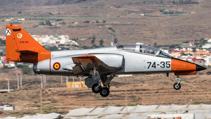 E.25-83 - Spain - Air Force Casa C-101EB Aviojet