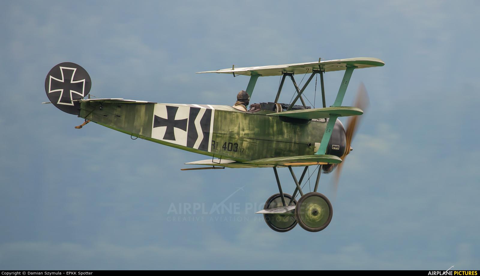 Private SE-XXZ aircraft at Zeltweg