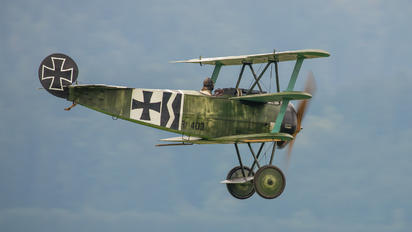 SE-XXZ - Private Fokker DR.1 Triplane (replica)