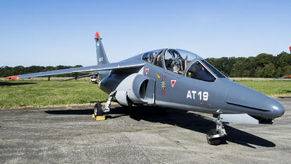 AT-19 - Belgium - Air Force Dassault - Dornier Alpha Jet 1B