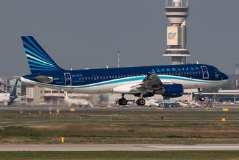 4K-AZ79 - Azerbaijan Airlines Airbus A320