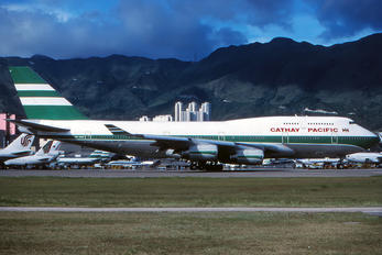 VR-HUF - Cathay Pacific Boeing 747-400