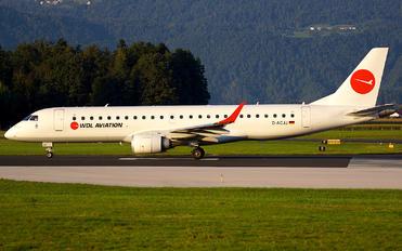 D-ACJJ - WDL Embraer ERJ-190 (190-100)