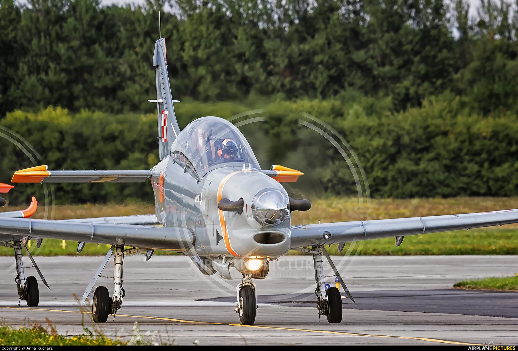 "Poland - Air Force ""Orlik Acrobatic Group"" - aircraft at Gdynia- Babie Doły (Oksywie)"