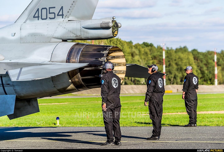 Poland - Air Force 4054 aircraft at Łask AB