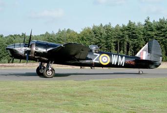G-BPIV - Private Bristol 149 Bolingbroke Mk4T
