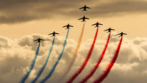 "- - France - Air Force ""Patrouille de France"" Dassault - Dornier Alpha Jet E aircraft"